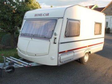 Prodám karavan HOME-CAR r.v.1996