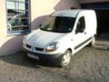 Renault Kango II díly
