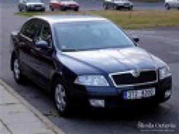 Škoda Octavia II díly
