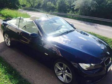 BMW Rad 3 cabrio