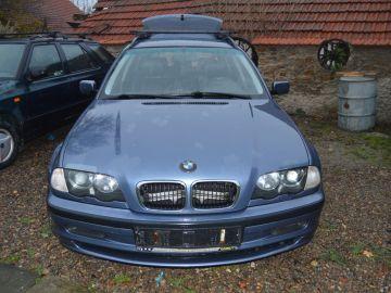 Prodam BMW 3 E46