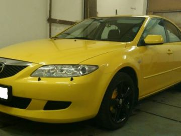 Prodám Mazda 6 2.3 sport