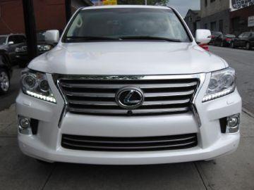Lexus 2013 Lx 570 SUV