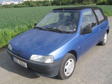 Peugeot 106 Cabrio