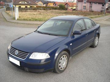 Volkswagen Passat 2.0 LPG