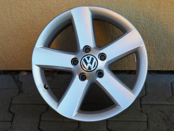 "Sada orig.VW  alu disků 16"""